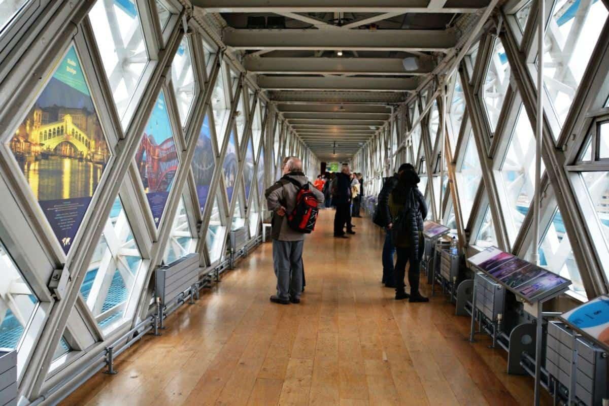 Tower Bridge Exhibition- London Pass Review