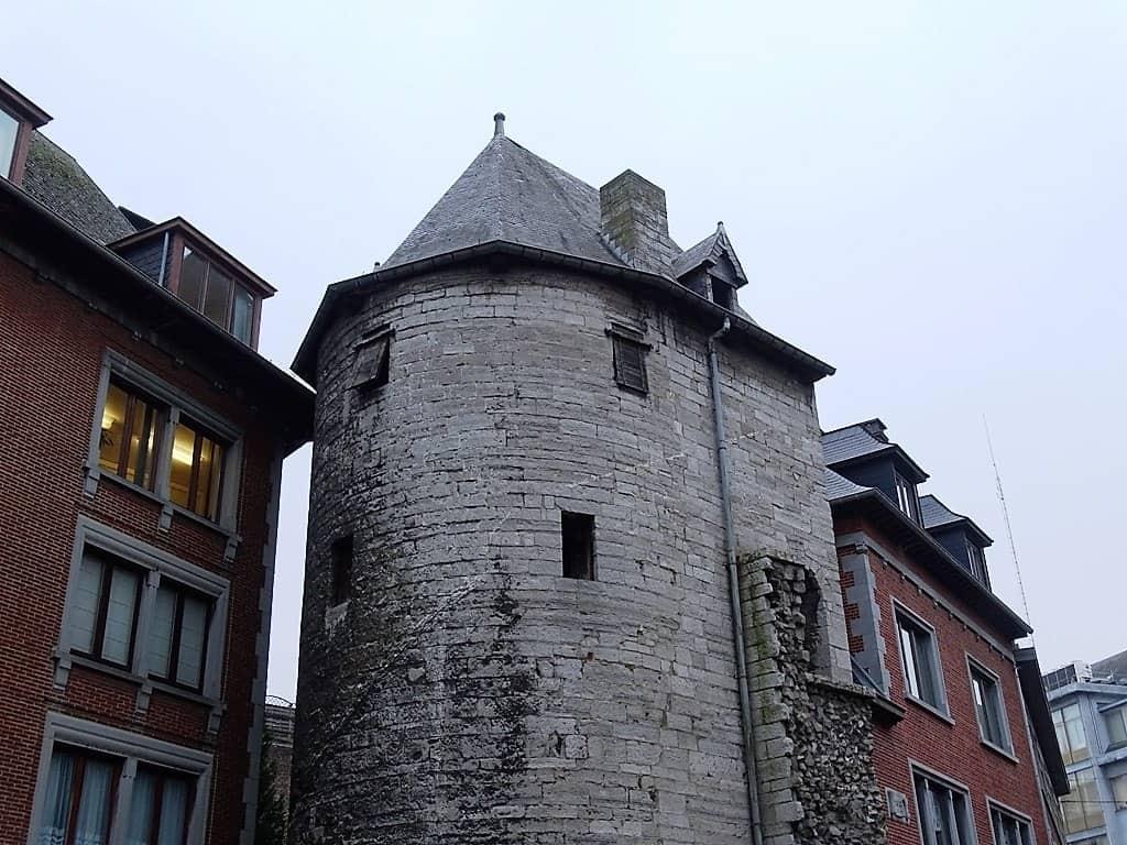 Marie Spilar Tower, Namur