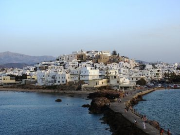 Naxos Chora - Things to do in Naxos Greece