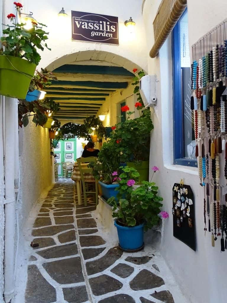 Naxos Old Town - Things to do In Naxos Greece