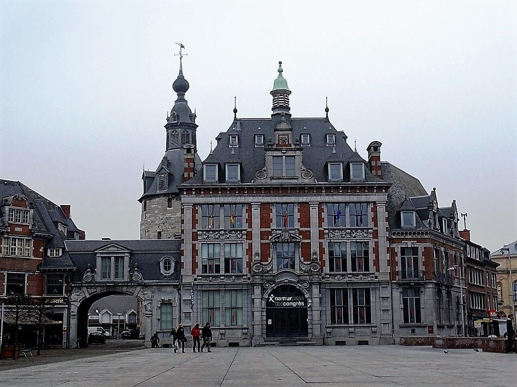 Palais de Congres. Namur