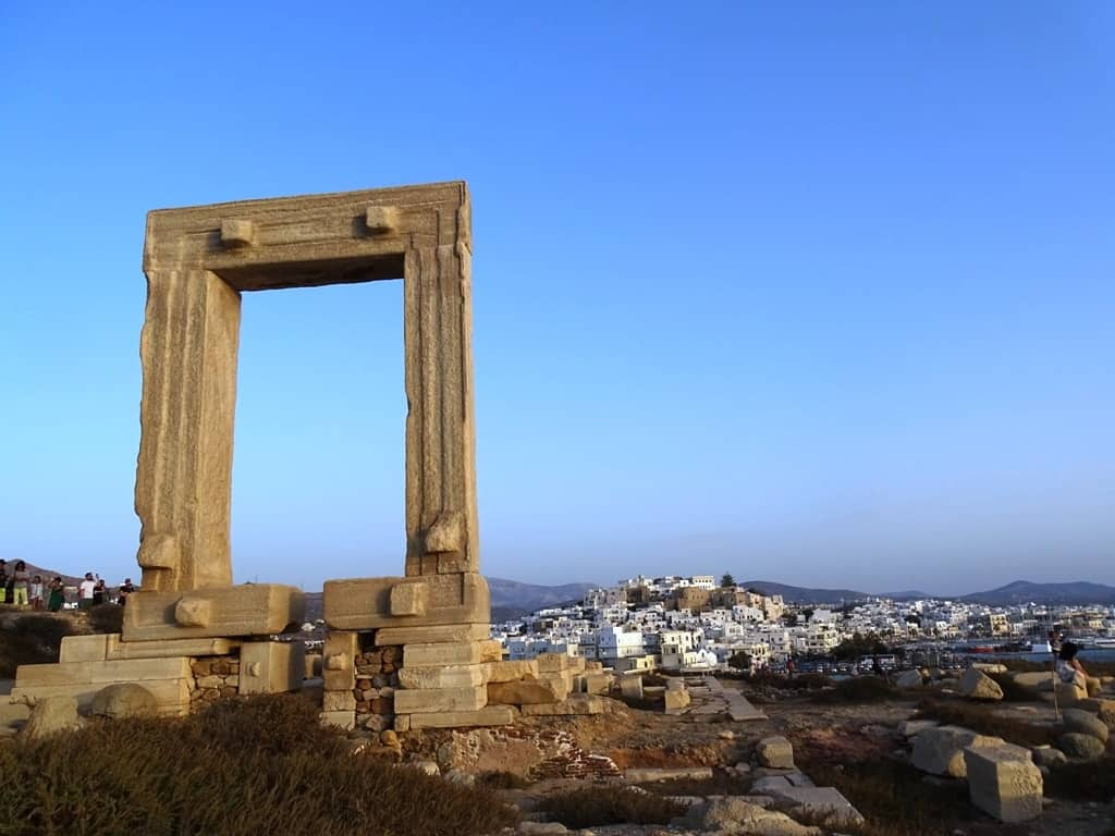 Portara Naxos - Things to do in Naxos Greece