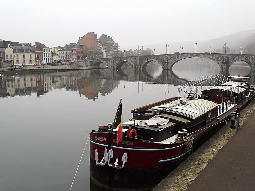 River Meuse, Namur