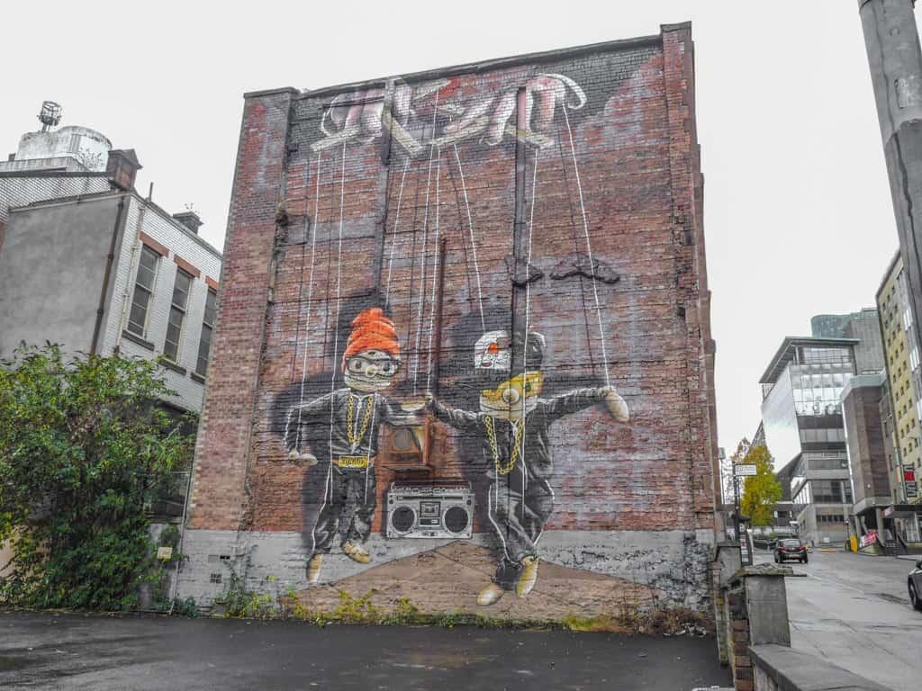 Street Art Glasgow- Things to do in Glasgow