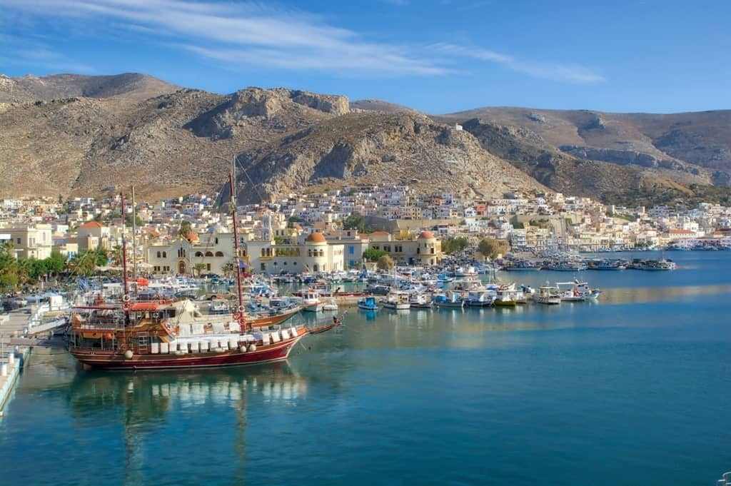 port of Pothia, Kalymnos - things to do in Kos