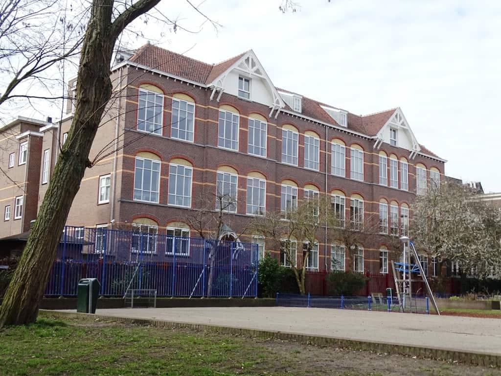 Brad Pitt's house In Jordaan, Amsterdam