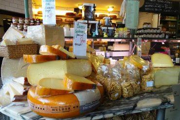 JWO Lekkernijen delicatessen - cheese tasting Amsterdam