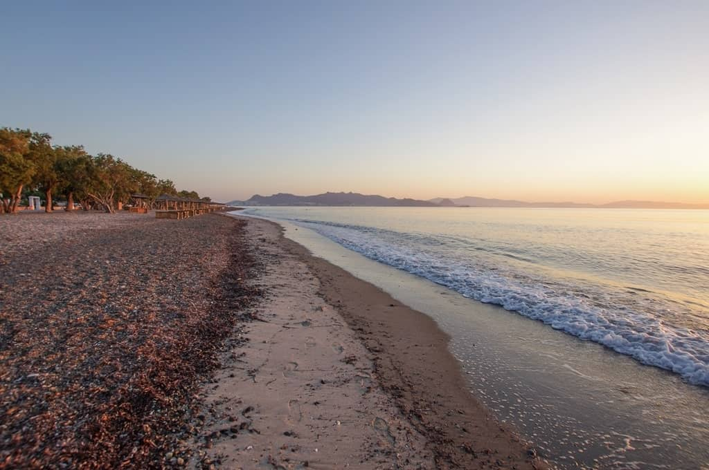 Things to do in Kos - Lambi beach