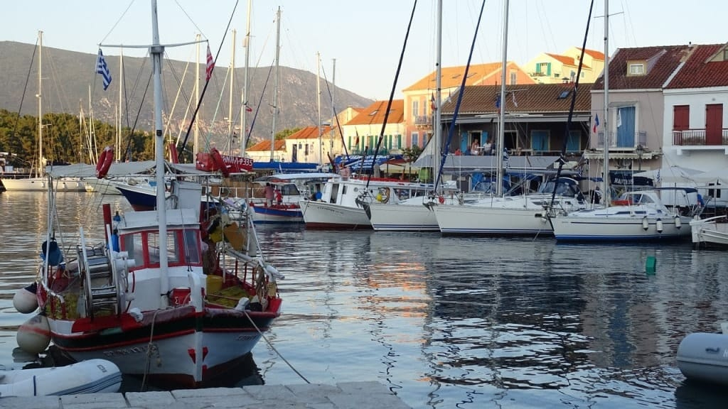 Fiskardo Kefalonia - things to do in Kefalonia