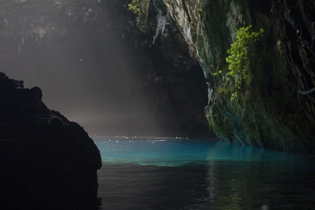 Melissani Cave Kefalonia - things to do in Kefalonia