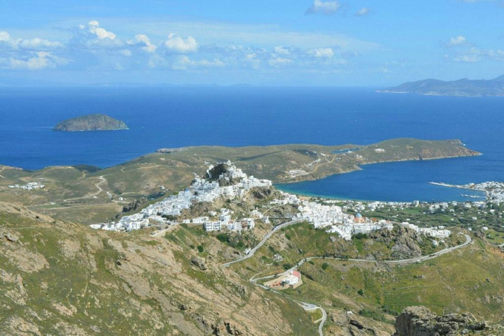 Hilltop Chora View - things to do in Seifos