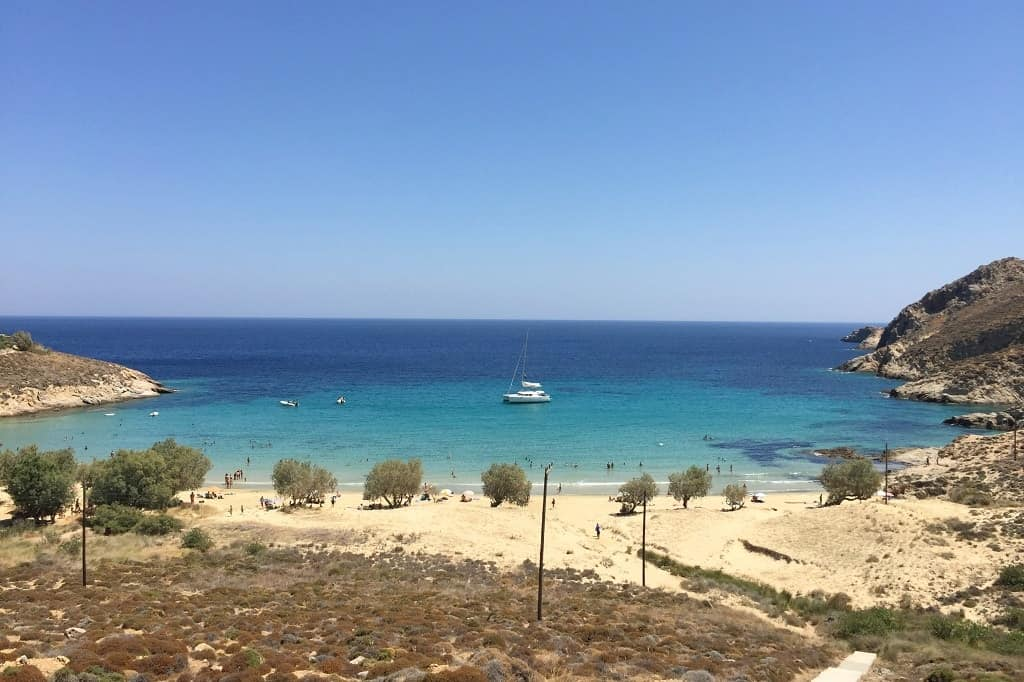 Psilli Ammos - Things to do in Serifos