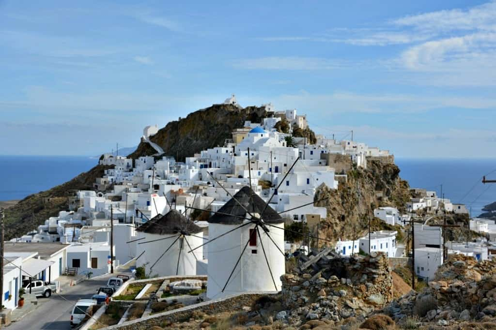 Serifos_Windmills - things to do in Serifos