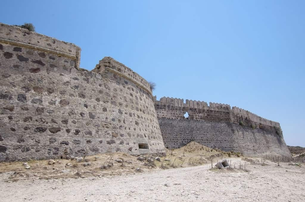 Castle of Antimachia - things to do in Kos