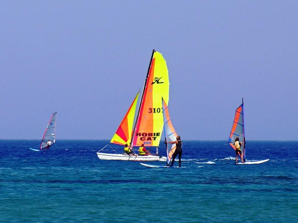 Wind Surfing in Kefalos beach - Things to do in Kos