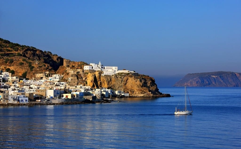 Mandraki villlage, capital of Nisyros - things to do in Kos