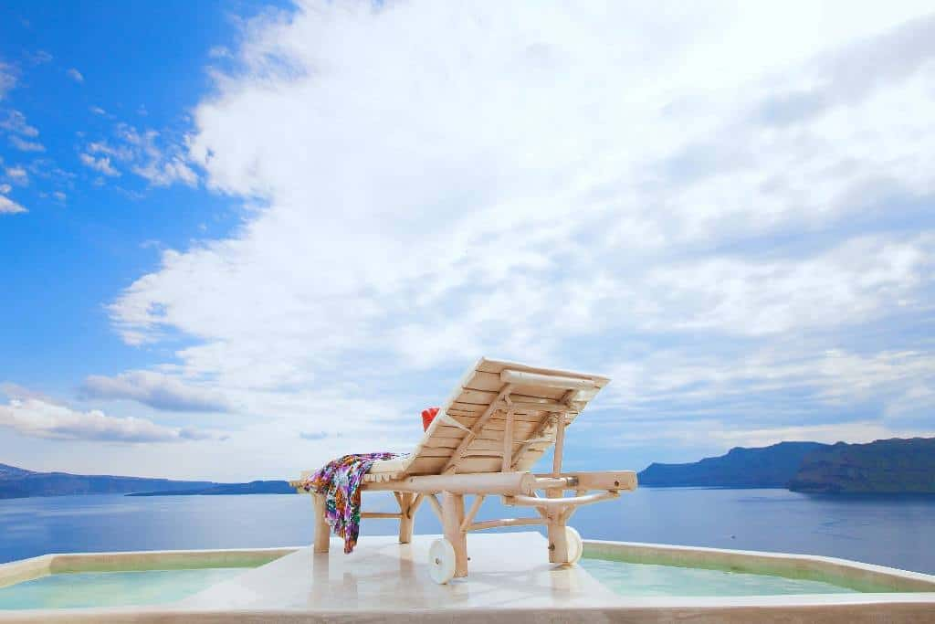 Santorini hotels with private pool -Andronis Boutique Hotel