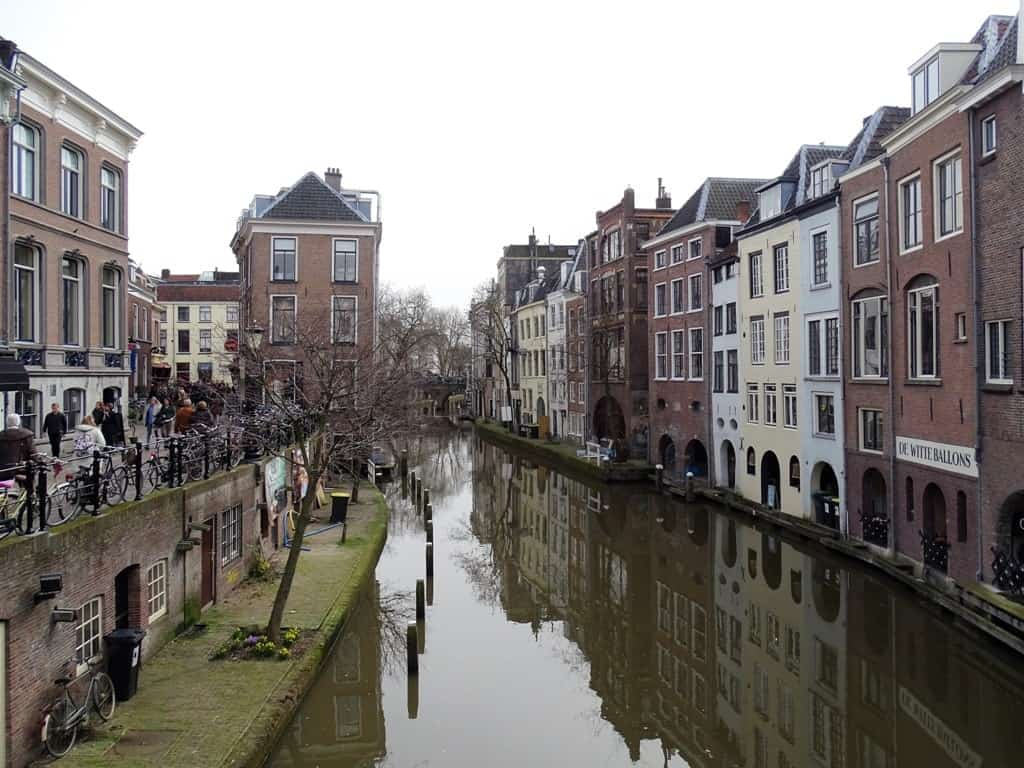 Canals in Utrecht - things to do in Utrecht