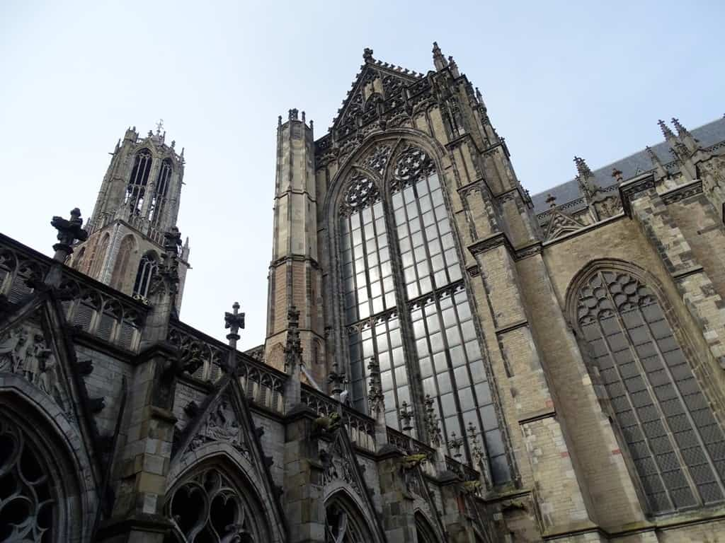 Dom Church - things to do in Utrecht
