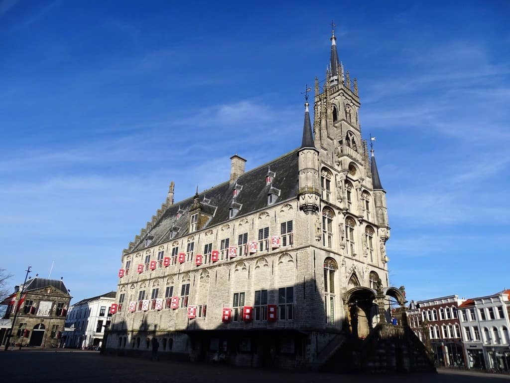 Gouda Town Hall, Netherlands
