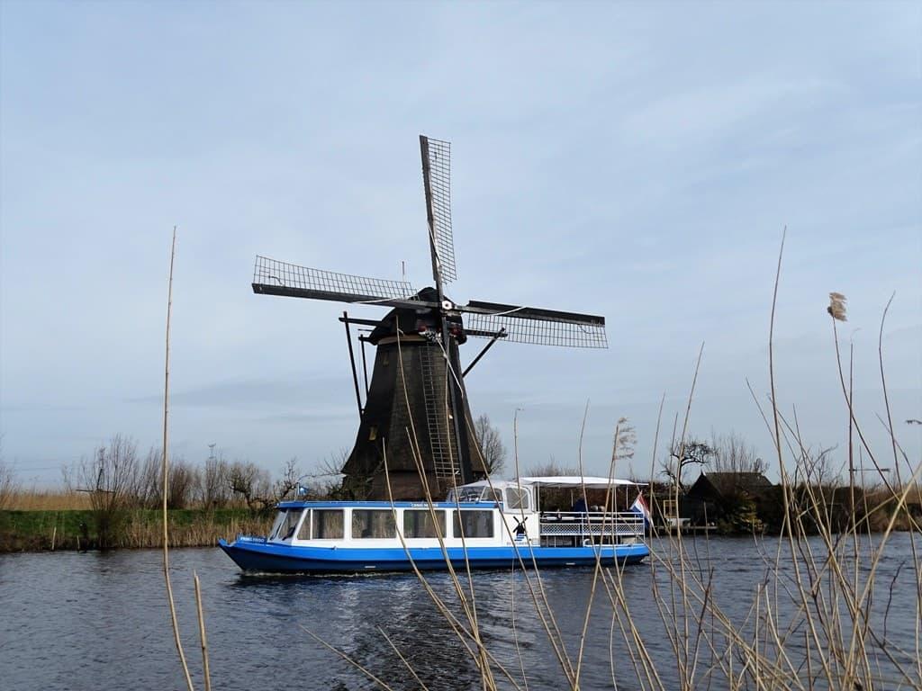 Kinderdijk boat cruise
