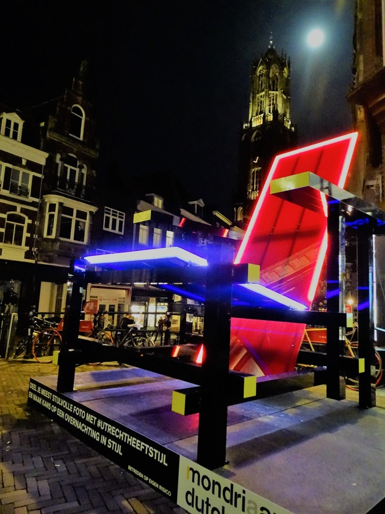 Rietveld's chair - things to do in Utrecht