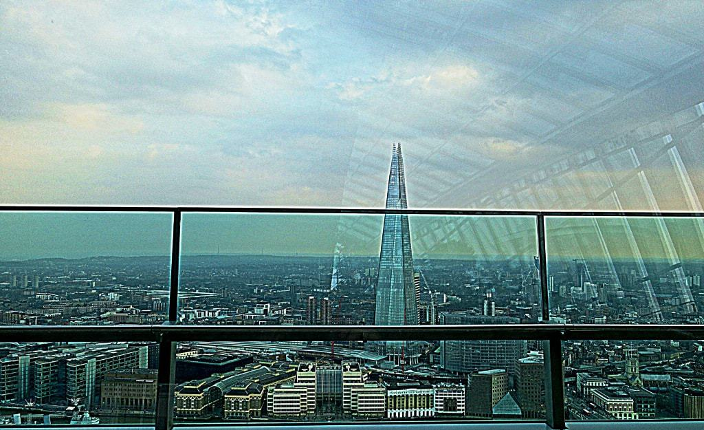 Shard in London - Things Not to do in England