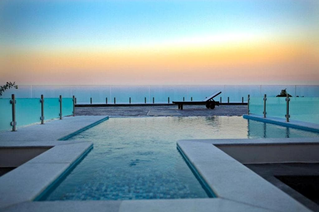 Top 10 Santorini Hotels With Private Pool Travelpassionate Com