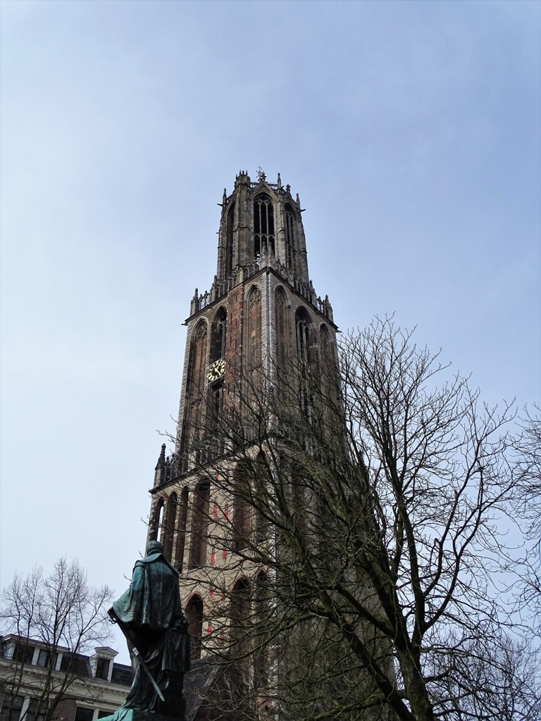 climbing the Dom Tower is on of the top things to do in Utrecht