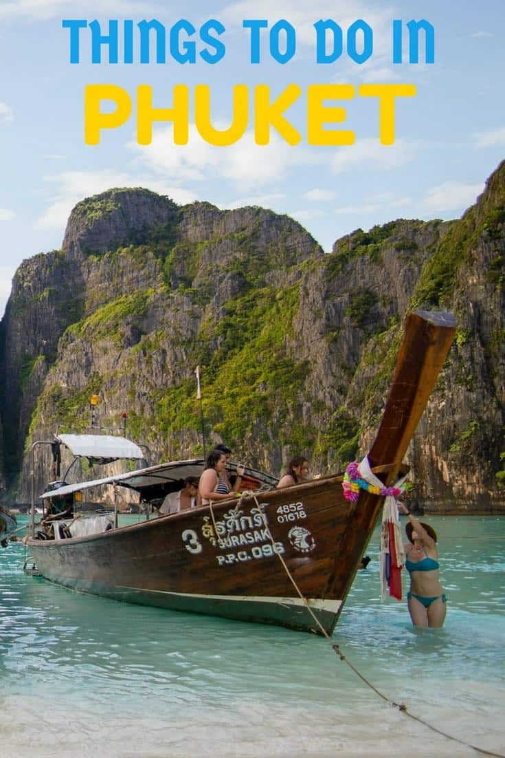 Interesting things to do in Phuket, Thailand