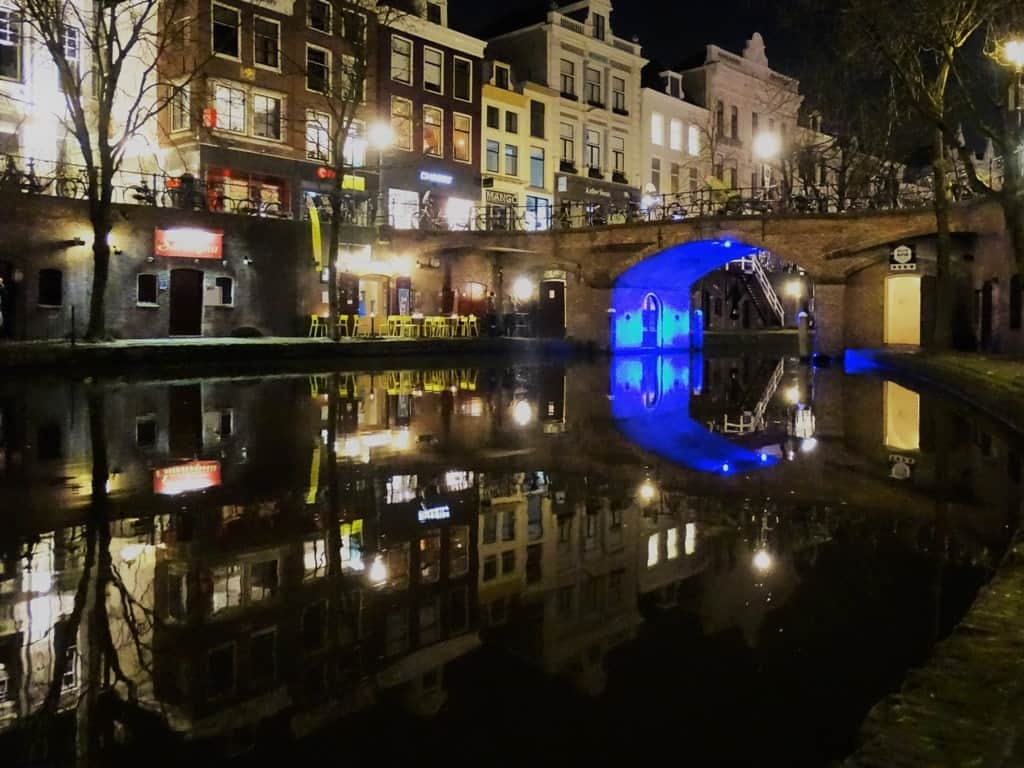 among my favourite things to do in Utrecht was the Trajectum Lumen Project tour