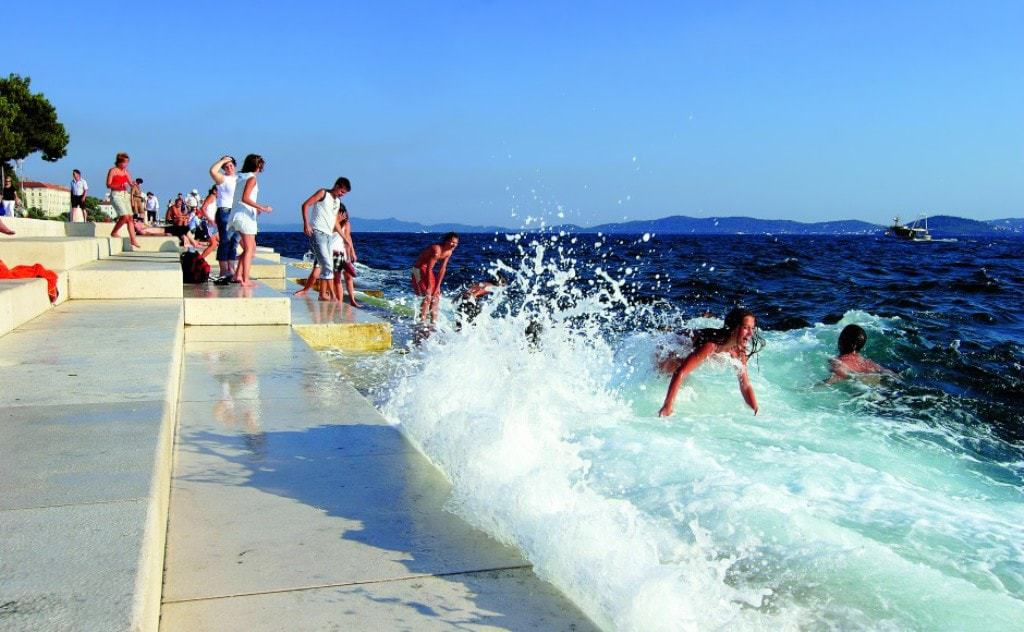 Zadar_Sea - Best Places to visit in May
