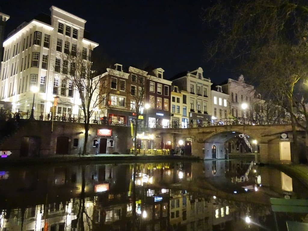 Utrecht by night - things to do in Utrecht