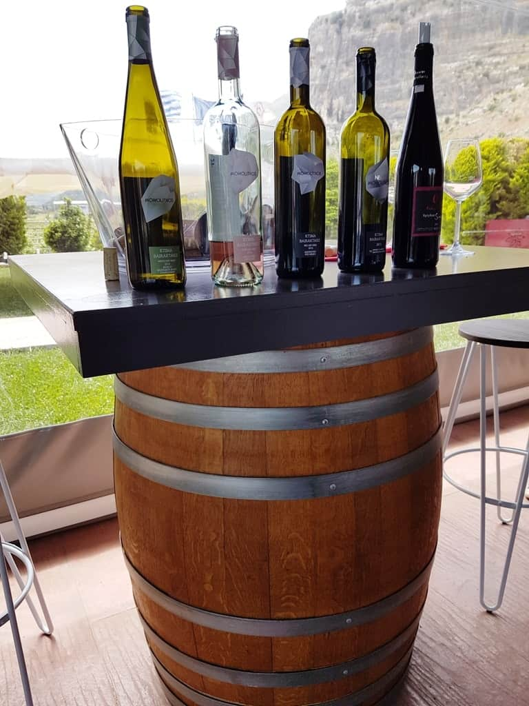 A wine tasting tour from Athens with Greece2Taste