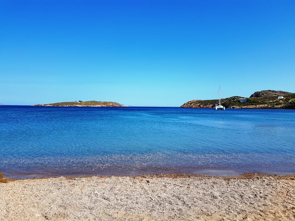 Agriolivado Beach Patmos - Things to do in Patmos