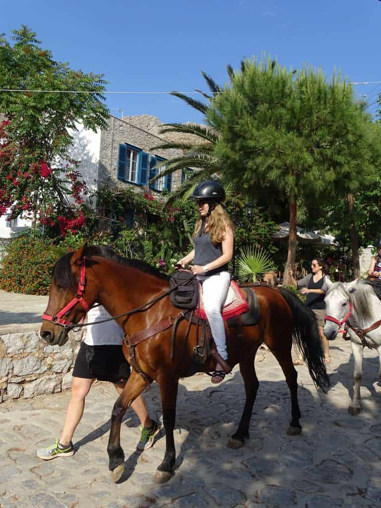 Horseback Riding with Harriet's Hydra Horses - things to do in Hydra