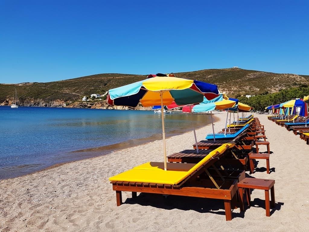 Kambos beach Patmos