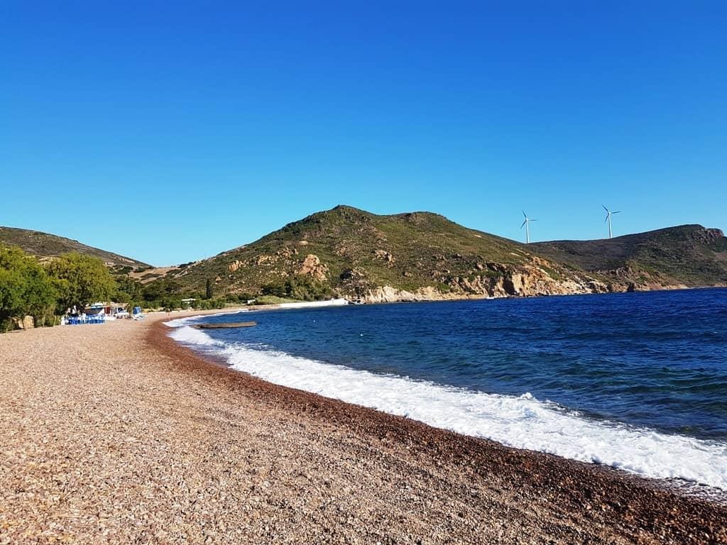 Lambi beach Patmos