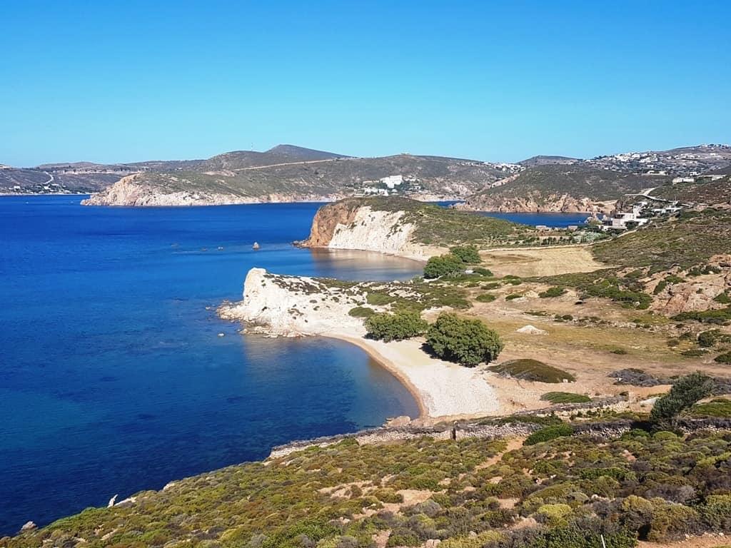 Liginou beach Patmos
