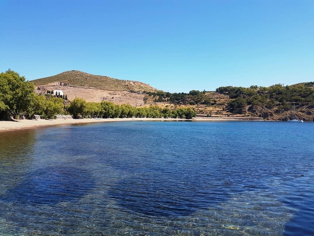 Meloi Beach Patmos