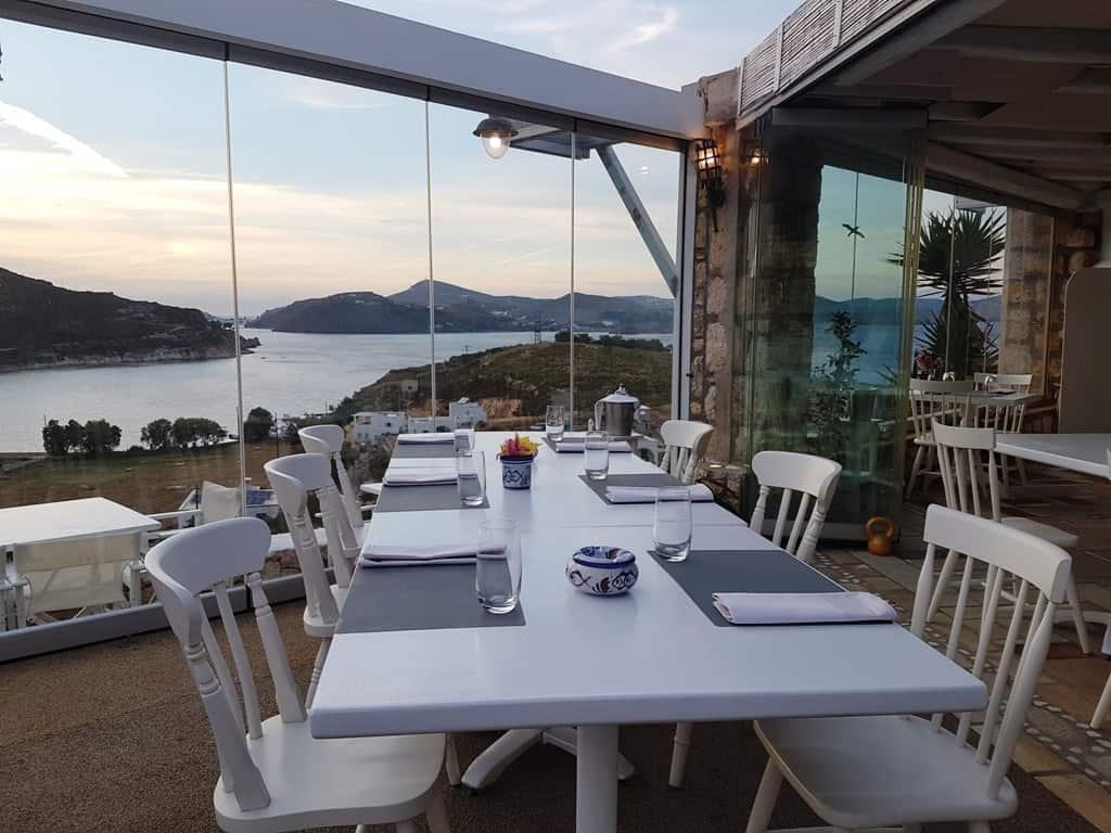 Patmos Pleiades Restaurant