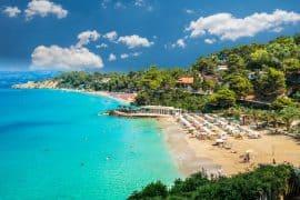 latis Gialos and Makris Gialos Beach,best Kefalonia beaches