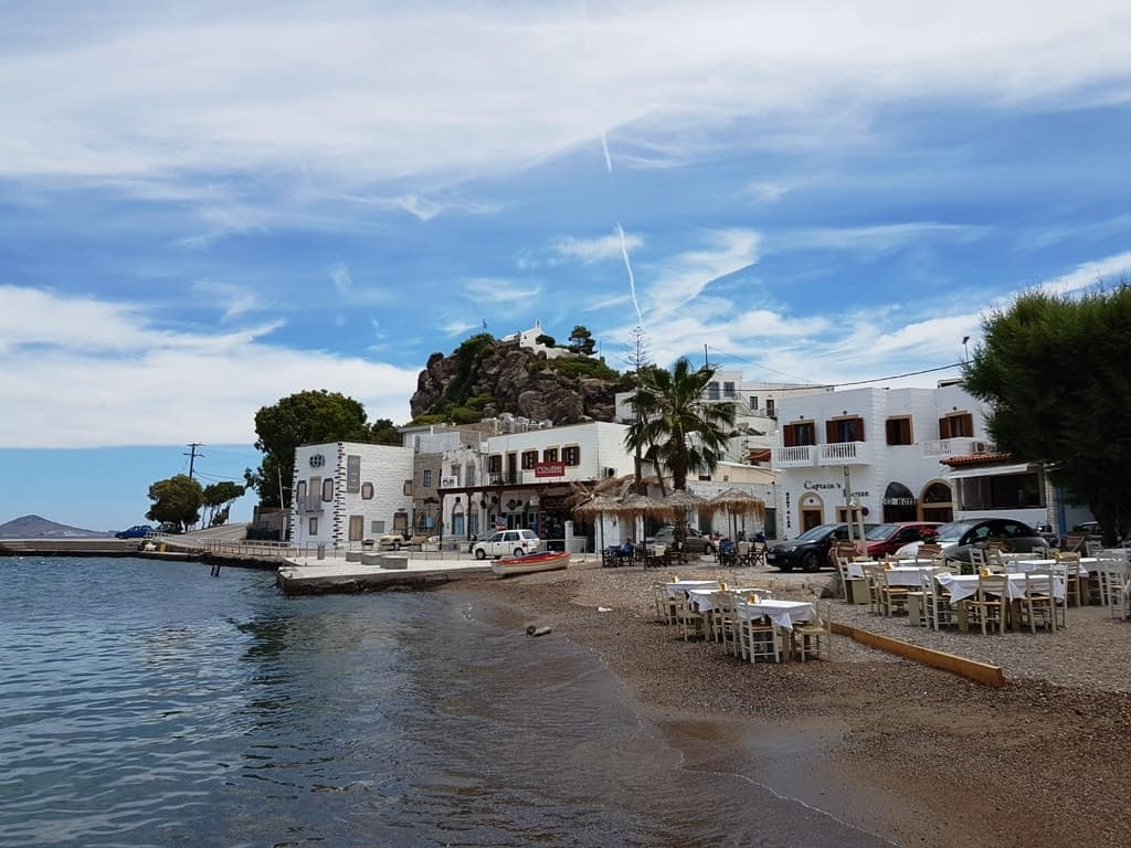 Skala town Patmos - Things to do in Patmos