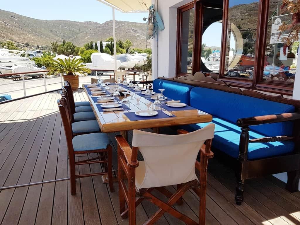 Tarsanas Marine Club Patmos