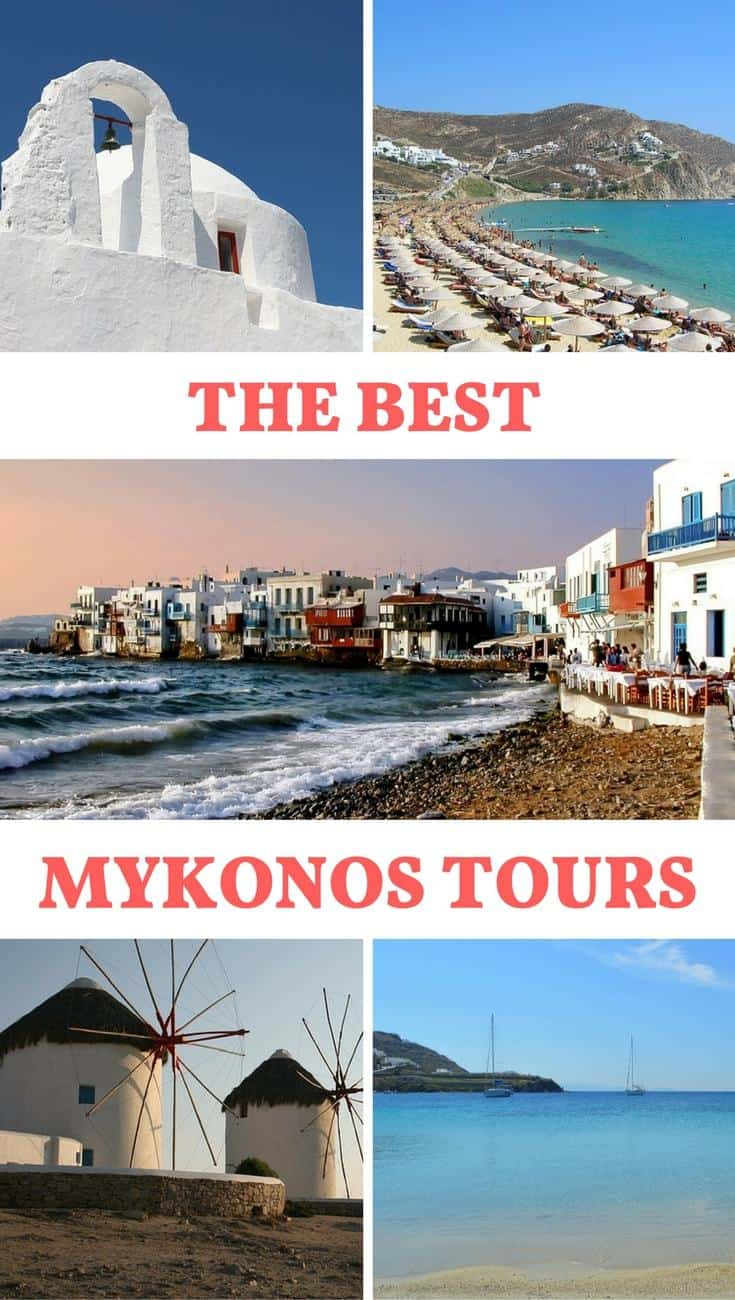 The best Mykonos tours, things to do in Mykonos, Mykonos boat trips, Mykonos boat tours,Mykonos walking tours, Mykonos sunset cruises, Mykonos beaches, Delos Tour