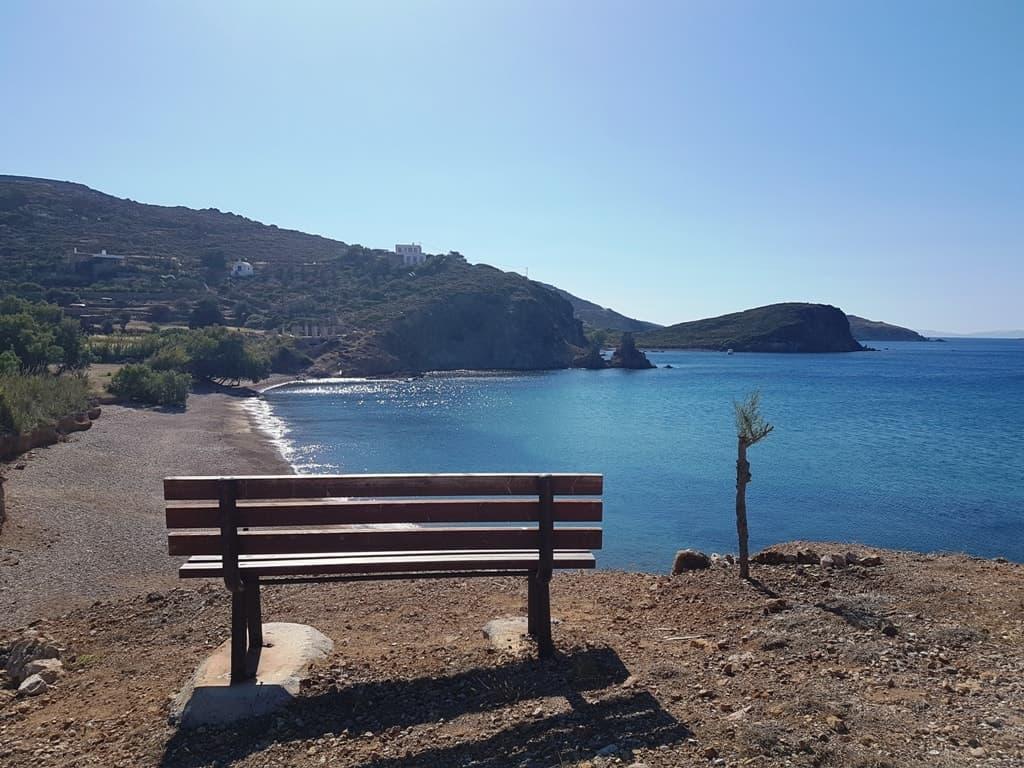 Vagia beach Patmos