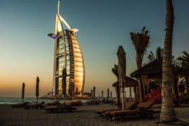 bucket list destination Dubai