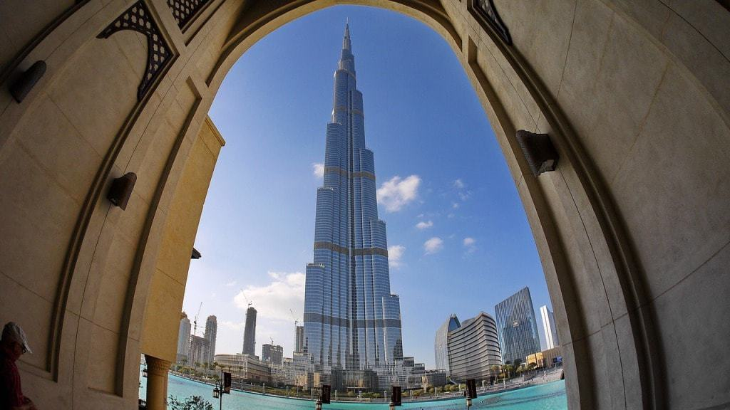 bucket list destination Dubai