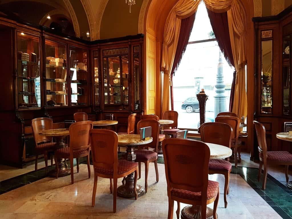 Café Gebreaud Budapest