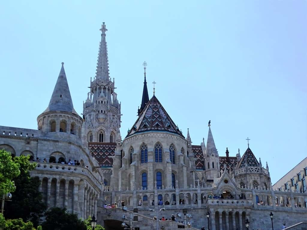 Fisherman's Bastion - Budapest in 3 days